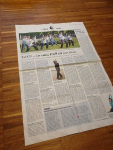 Artikel in der Rhein Zeitung